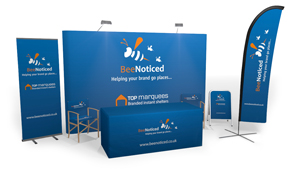 Pop Up Exhibition Stands